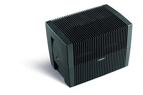 Venta Luftwäscher Original LW45, Reduzierung von Hausstaub und Pollen aus der Luft, für Räume bis 55 qm, Anthrazit-Metallic