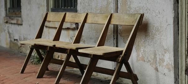 Möbel und Parkett